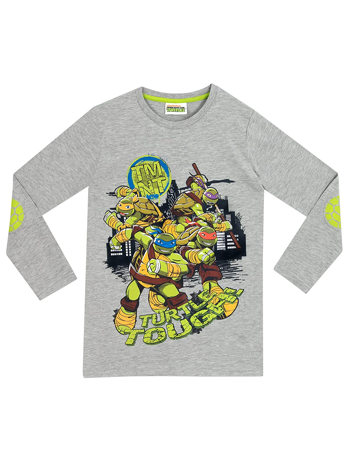 Teenage Mutant Ninja Turtles - Camiseta para niño - Las Tortugas Ninja - 12 - 18 Meses