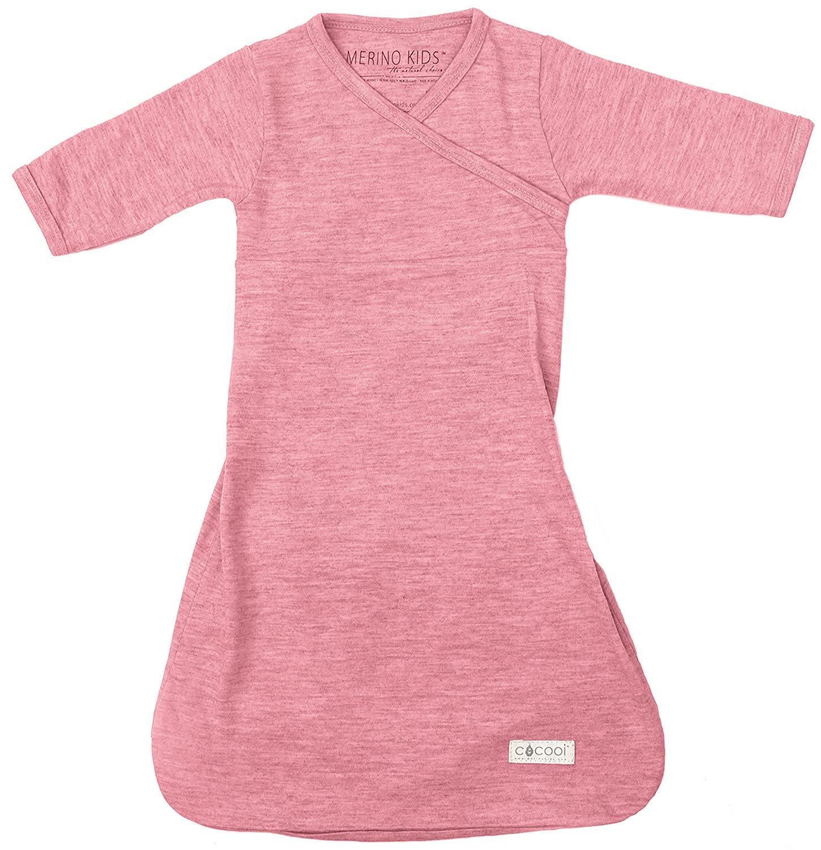 Amazon Cocooi Merino Baby Gown For Newborn Babies Clothing