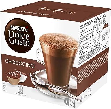 NESCAFÉ Dolce Gusto Café Chococino, Pack de 3 x 16 Cápsulas ...