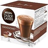 Nescafé Dolce Gusto Chococino Kakao 3er Set, Kakaokapsel, Schokolade, 16 Kapseln (8 Portionen)