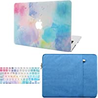 """KECC Laptop Case Compatible with Old MacBook Pro 13"""" (CD Drive) w/Keyboard Cover + Sleeve Plastic Hard Shell Case A1278…"""