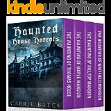 Haunted House Horrors: 4 Book Haunted House Box Set