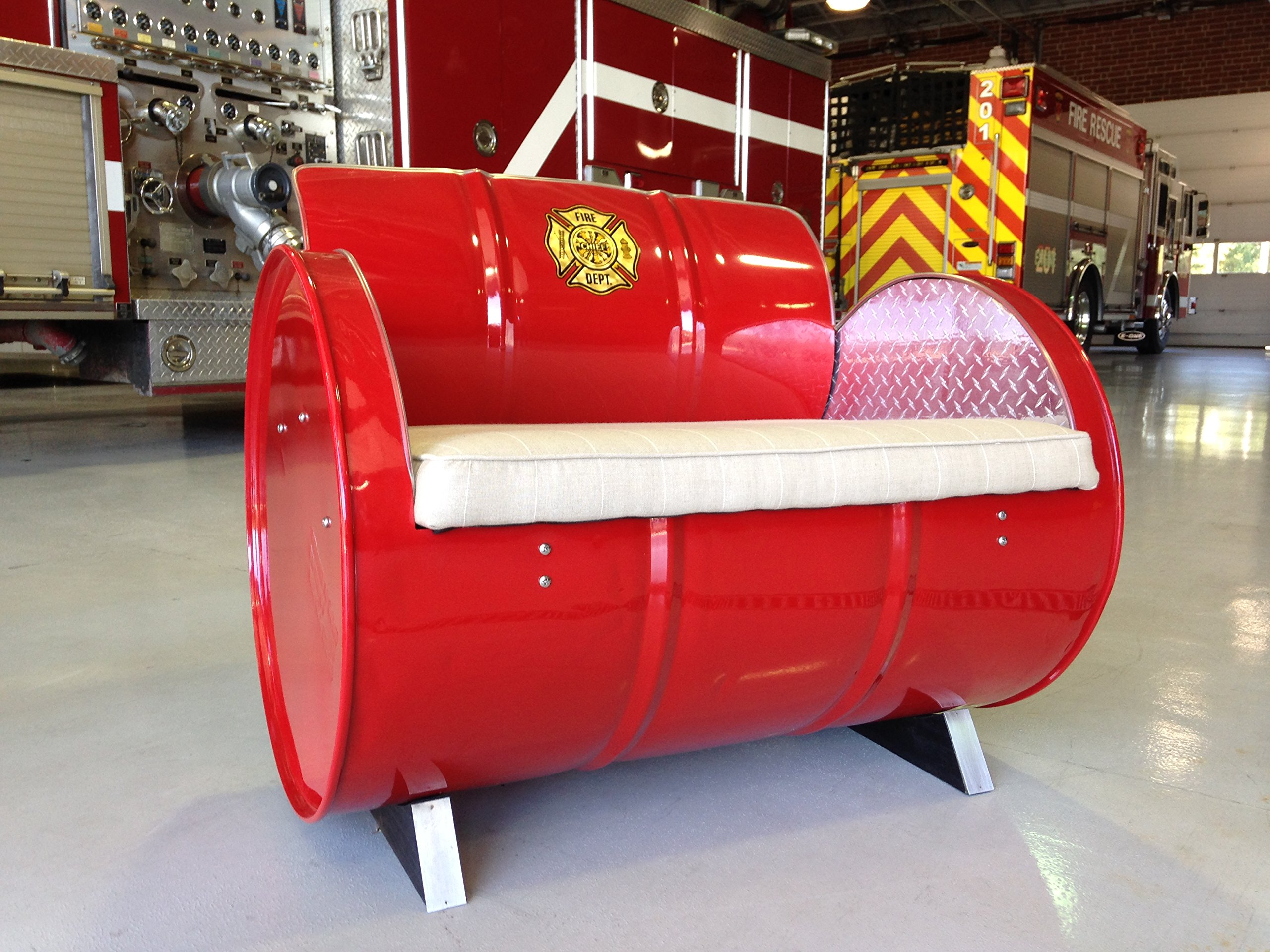 Drum Works Furniture, Firehouse One