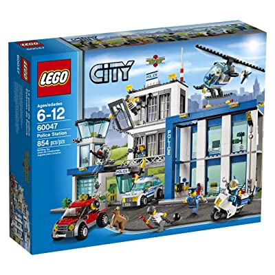 LEGO City Police 60047 Police Station: Toys & Games