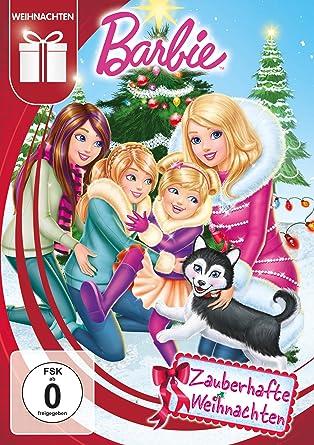 Barbie Zauberhafte Weihnachten 2019.Barbie Zauberhafte Weihnachten Limited Editon Inkl Digital Copy
