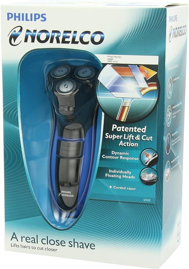 Philips 6940LC Electric shaver Máquina de afeitar de rotación ...