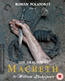 The Tragedy of Macbeth (The Criterion Collection) [Blu-ray] [2016]