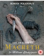 The Tragedy of Macbeth (The Criterion Collection) [2016]