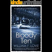 Bloody Ten (Davey Goldman Series Book 3)