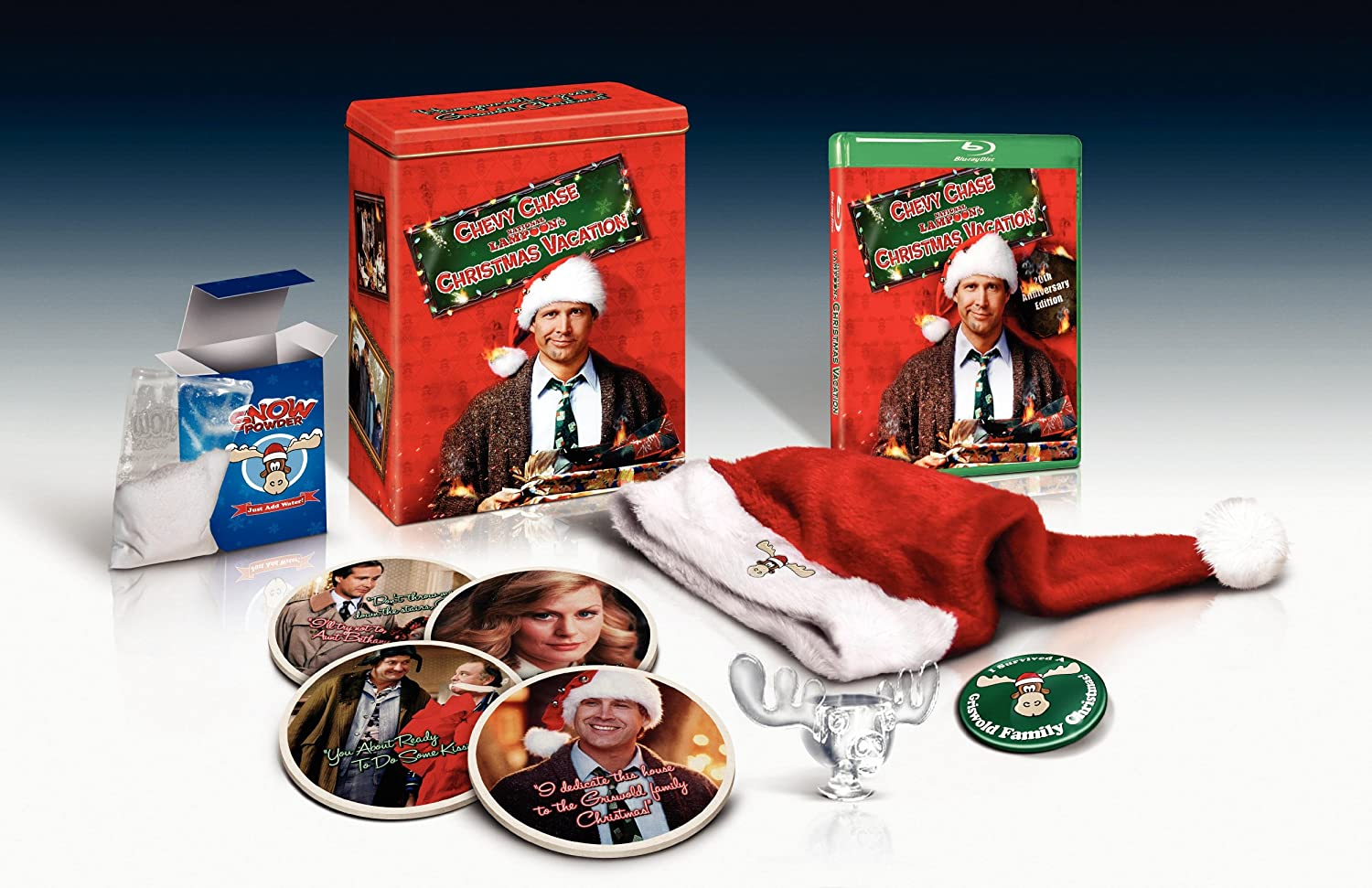 Amazon.com: National Lampoon's Christmas Vacation (Ultimate ...