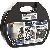 Chaînes à neige Sumex Classic Premium en acier allié Husky HUSA100 Premium Systèmes d'hiver Classic 100; 9 mm