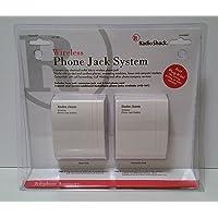 Radio Shack Wireless Phone Jack System
