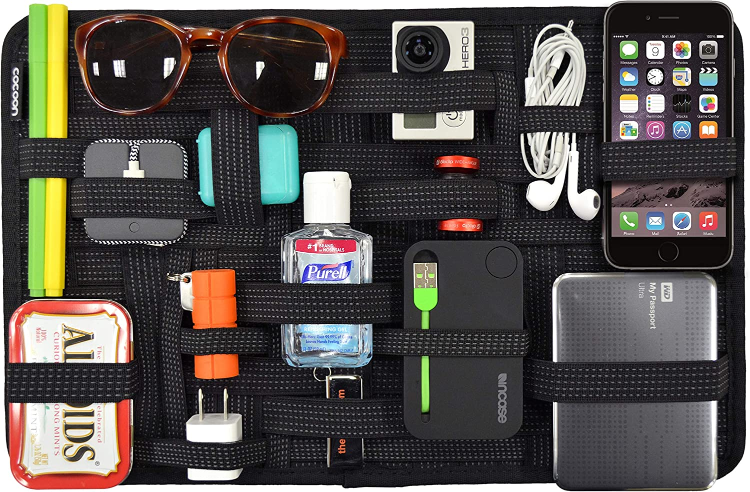 Cocoon Accessory Organizer Bag for Travel