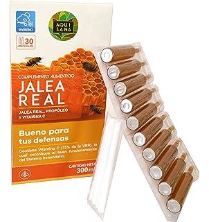 Jalea real con propóleo para mayor energía y vitalidad – Jalea con própolis y vitamina C