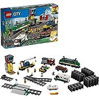 Lego City 60198 Remote Control Cargo Train Building Set (1226-Pieces)
