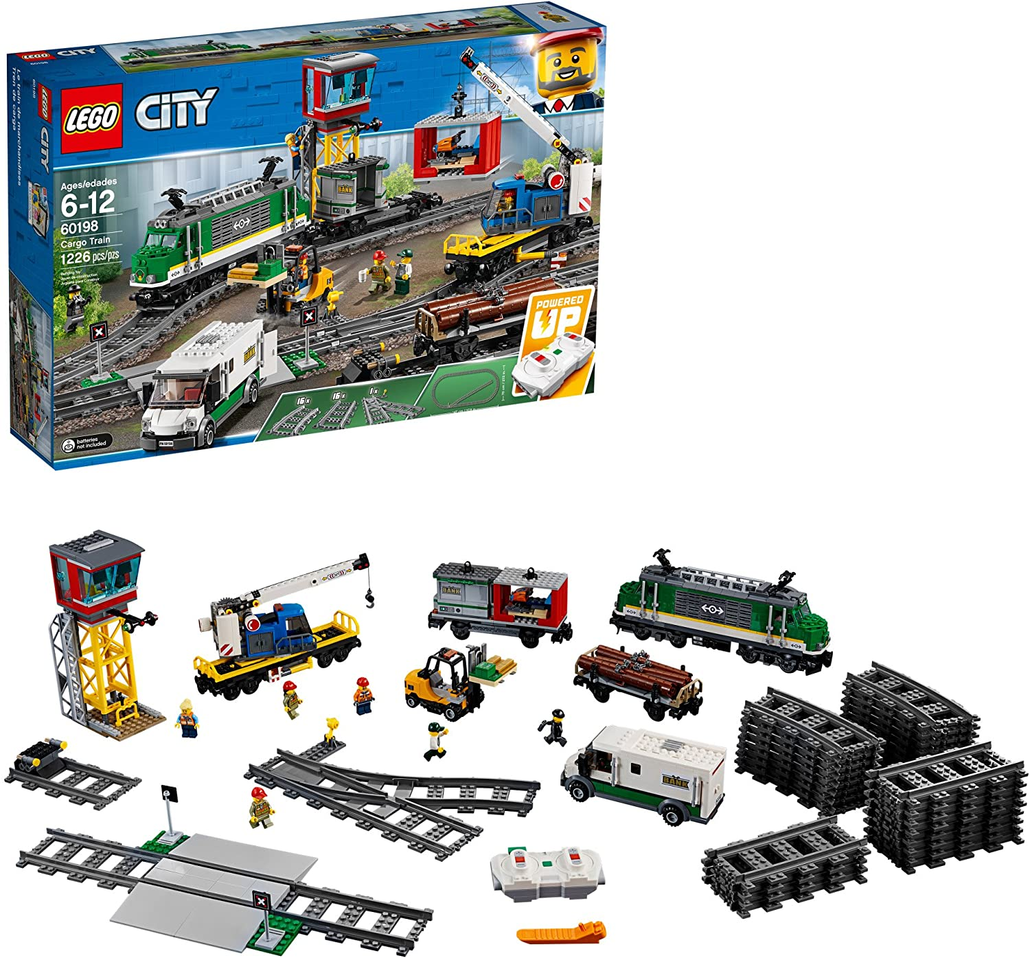 Top 9 Best LEGO Train Sets Reviews in 2020 4