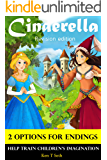 Books For Kids: Cinderella (Revision Edition) ,Children's books,Bedtime Stories For Kids Ages 3-8 (Early readers chapter books,Early learning,Bedtime reading ... stories for kids Book 4) (English Edition)
