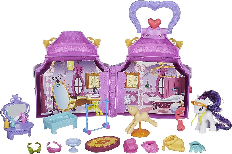 Amazon.es: My Little Pony - Casa de Princesa Cadence (Hasbro B1372): Juguetes y juegos