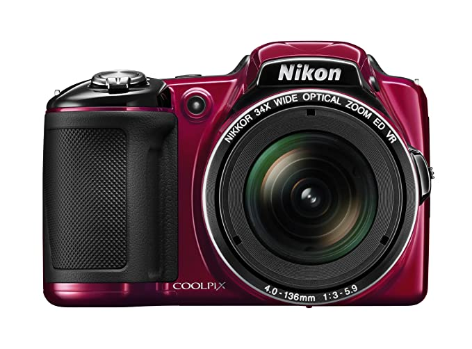 Review Nikon COOLPIX L830 Digital
