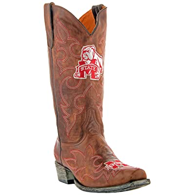 GAMEDAY BOOTS NCAA Mississippi State Bulldogs Men's: Sports & Outdoors