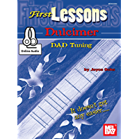 First Lessons Dulcimer: DAD Tuning book cover