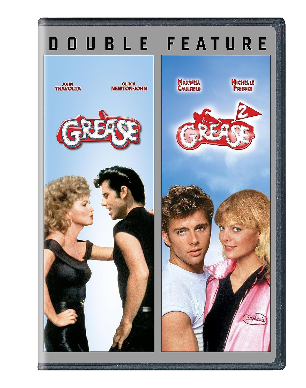 Amazon Com Grease 1978 Grease 2 1982 John Travolta Olivia Newton John Michelle Pfeiffer Maxwell Caulfield Movies Tv