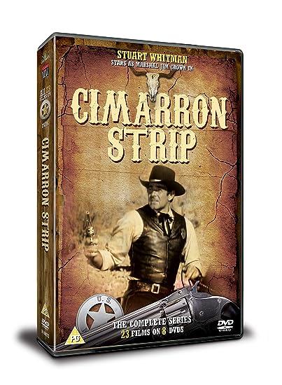 Cimarron strip in box set
