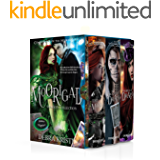 Moorigad: (An Urban Fantasy / Paranormal Romance Series) (Age of the Hybrid Book 4)
