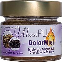 DolorMiel - Ulmo Plus - Miele con Artiglio del Diavolo e e Pepe Nero