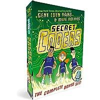 Secret Coders: The Complete Boxed Set: (Secret Coders, Paths & Portals, Secrets & Sequences, Robots & Repeats, Potions & Parameters, Monsters & Modules)
