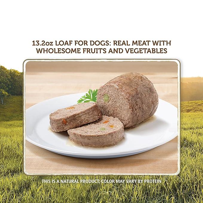 Amazon.com: Comida enlatada para perro libre de cereales ...