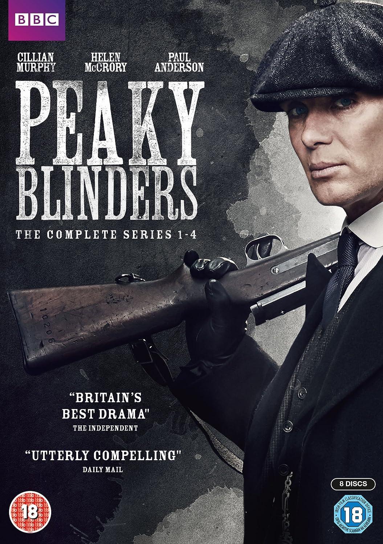 Peaky Blinders: Series 1-4