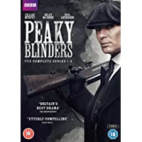 Peaky Blinders Series 1-4 Boxset [DVD]