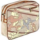 Tom and Jerry Sports Bag - Cool Retro cartoon design