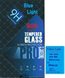 Glass Labo【 目の疲れを軽減 】 iPhone4S用 ブルーライトカット 90% ガラスフィルム 液晶保護 ブルーライト カット iPhone4S 強化ガラス アイフォン 4S 液晶保護強化ガラスフィルム 硬度9H 超薄0.3mm 2.5D ラウンドエッジ加工 For iPhone4S i4SBl (1枚)