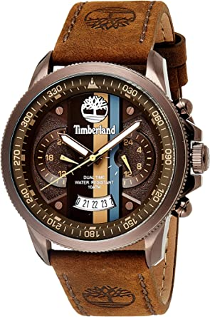 homme montre timberland