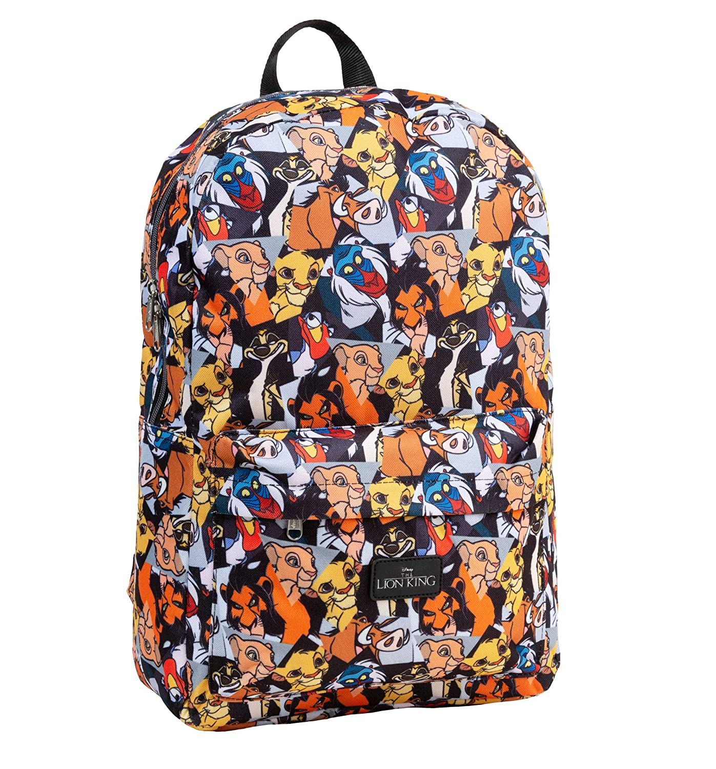 All Over Print Disney Lion King Backpack from Difuzed