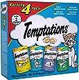 TEMPTATIONS Classic Cat Treat Variety Pack