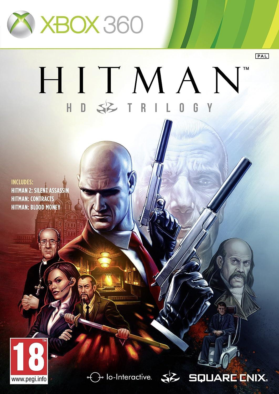 Hitman Hd Trilogy Xbox 360 Amazon Co Uk Pc Video Games