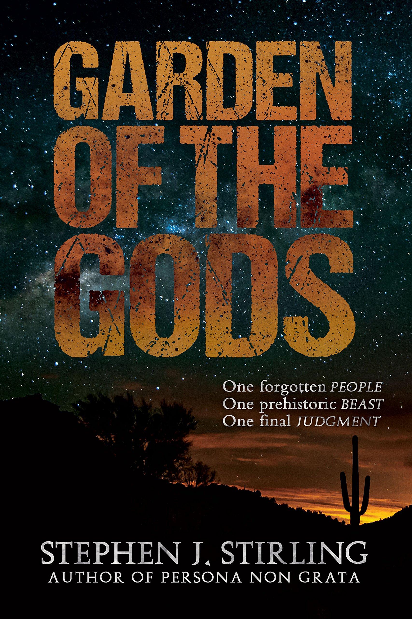 Amazon.com: Garden of the Gods (9781462119387): Stephen J. Stirling ...