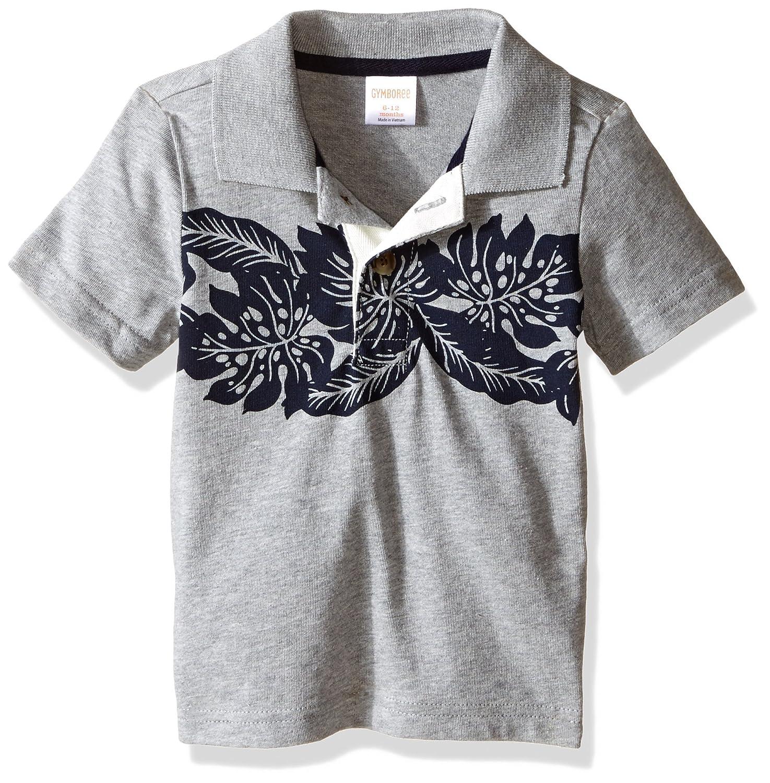Gymboree Baby Boys' Floral Polo Shirt 140153710