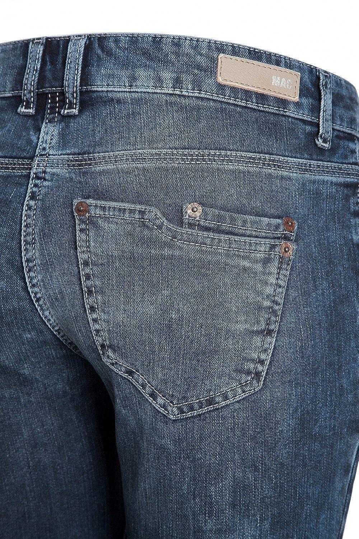 MAC Carrie Pipe Dynamic Damen Jeans Hose 0311l594090 D690
