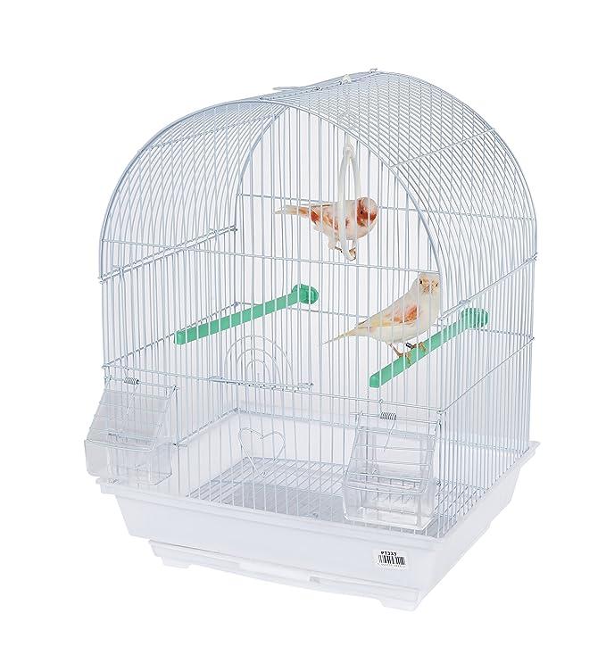 Pet Ting Jaula de pájaros para pájaros de pájaros de la Marca ...