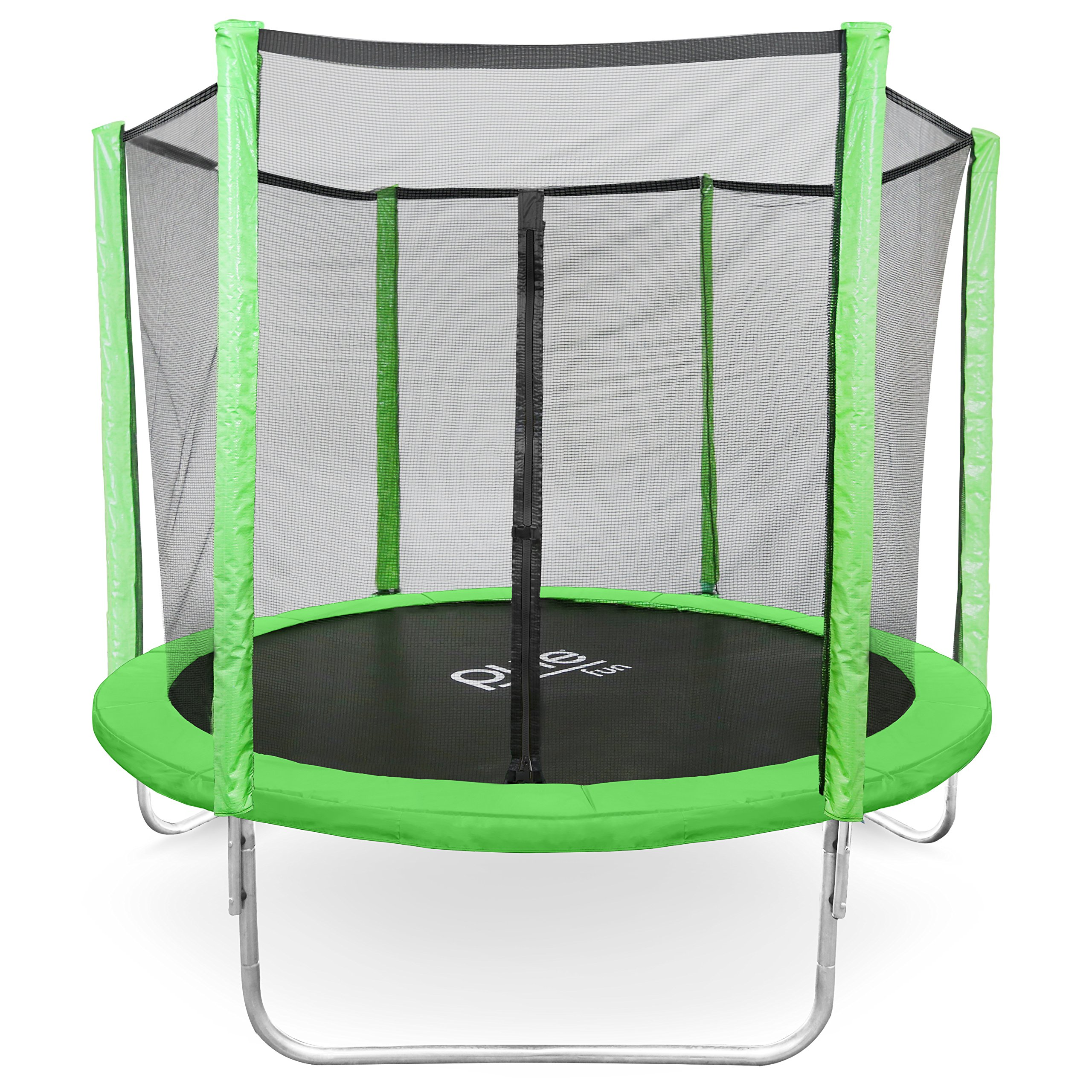 Pure Fun Dura-Bounce 8' Trampoline Set