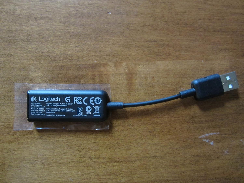 eb1d7e961a3 USB Adaptor for Logitech G430 Gaming Headset Genuine: Amazon.co.uk:  Electronics