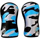Bear KompleX Compression Knee Sleeves, Fitness & Support for Workouts & Running. Sold in Pairs-Crossfit Training…