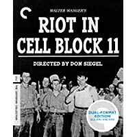 Riot in Cell Block 11 (Criterion Collection) (Blu-ray + DVD) [Importado]