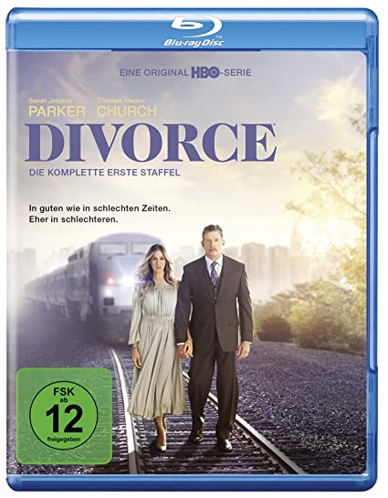 Divorce - Die komplette 1. Staffel [Blu-ray]