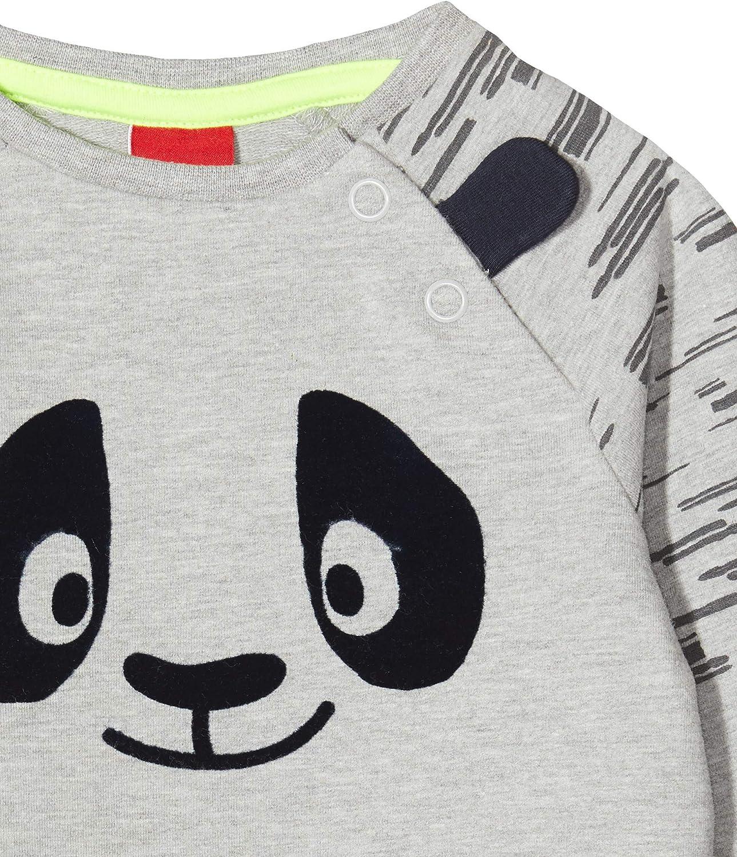 s.Oliver Baby-Jungen Langarm Sweatshirt