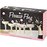 Talking Tables Drinking Hen Party Gifts | Prosecco Game | Fun Alternative to Beer Pong, Paper Multicolor, Size 1